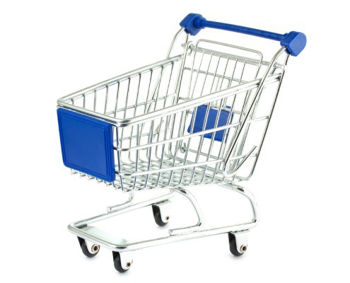 product sourcing novelty gifts miniature shopping trolley novelty